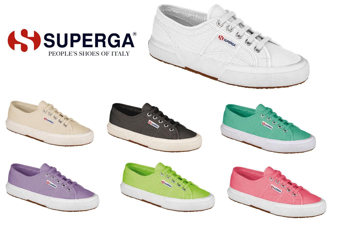 464129a145 Marca italiana Superga na Pop Up Store
